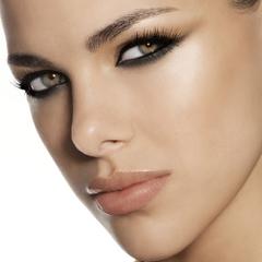 organic glam maquillaje
